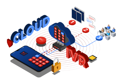 Cloud IVR