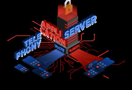 Telephony Application Server